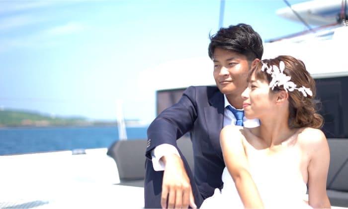 Wedding Photo Cruise