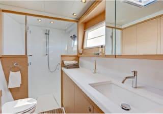 シャワー・トイレ・洗面所
